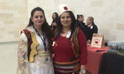 Albanian American Heritage Event at Jacobi Hospital