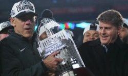 Pinstripe Bowl Goes To Spartans At Yankee Stadium