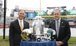 Michigan State and Wake Forest to Play in 2019 New Era Pinstripe Bowl At Yankee Stadium