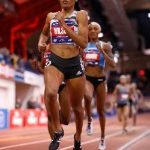 American-Record Holder Ajeé Wilson Returning to Jack and Lewis Rudin Women's 800m during 113th NYRR Millrose Games at The Armory