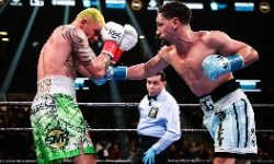 Danny Garcia Back In The Mix