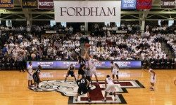 Offense Is Issue For Fordham
