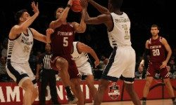 Fordham With Momentum And Moves On In A-10 Tournament