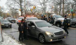 Suspect Taken in For Alleged Possession of a Gun in 49th Precinct