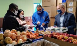 Bronx Dems and New York Common Pantry Host Day of Service
