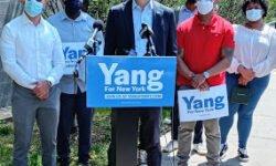 Andrew Yang picks up endorsement of South Bronx assemblyman