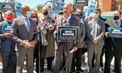 Bronx BP Diaz Jr. Endorses Adams for Mayor