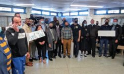 Community Support for the Police Officers of the 49th Precinct