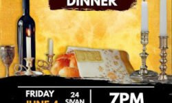 BJC Shabbat Community Dinner