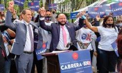 Major Cabrera for Bronx Borough President Endorsement