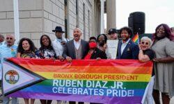 Pride Month begins in the Bronx