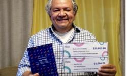 Bronx Teacher Wins Amazon Teacher of the Year