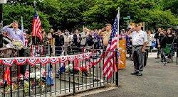 Morris Park Memorial Day Ceremony