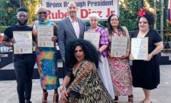 Bronx BP Diaz Jr. LGBT Pride Celebration