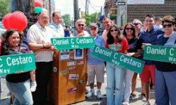 Daniel C. Cestaro Way