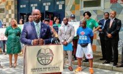 New Green Deal for Public Schools