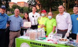National Night Out in the 49th Precinct