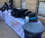 Phipps Neighborhood's Bronx Community Action Team Hosts Back to School Event
