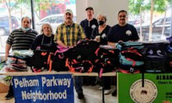 Pelham Parkway Book Bag, Supplies, and More Giveaway