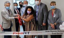 Ribbon Cutting for New Jacobi Wellness Center