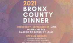 Bronx Democratic Party Dinner