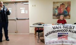 Van Nest Neighborhood Alliance Meeting
