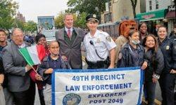 Bronx Columbus Day Parade 2021